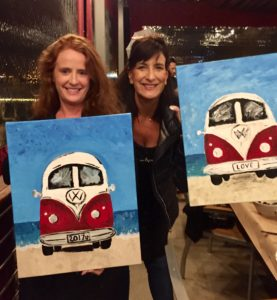 Paint Night Reviews Orange County California