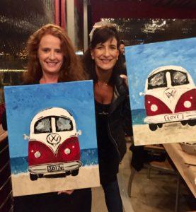 Paint Night Reviews Orange County California