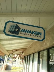 What is float therapy