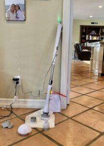 homitt electric scrubber